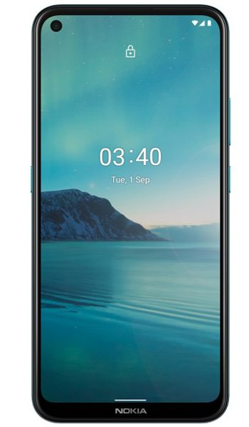 Nokia 3.4 Specs, review, opinions, comparisons