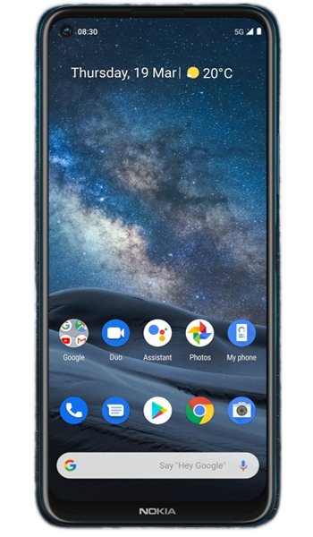 Nokia 8.3 5G Specs, review, opinions, comparisons