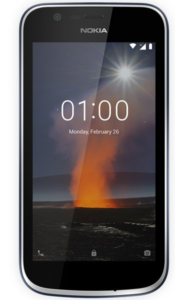 Nokia 1 Specs, review, opinions, comparisons
