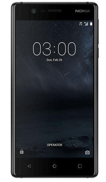 Nokia 3 Specs, review, opinions, comparisons