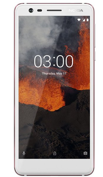 Nokia 3.1 Specs, review, opinions, comparisons