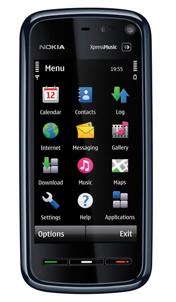 Nokia 5800 Navigation Edition Specs, review, opinions, comparisons