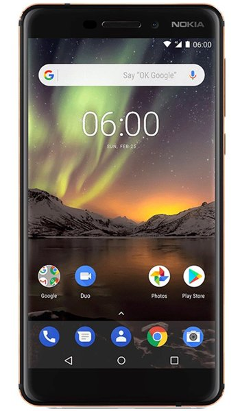 Nokia 6.1 Specs, review, opinions, comparisons