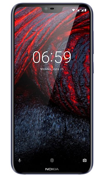 Nokia 6.1 Plus (Nokia X6) technische daten, test, review