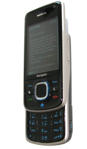 Nokia 6210 Navigator Specs, review, opinions, comparisons