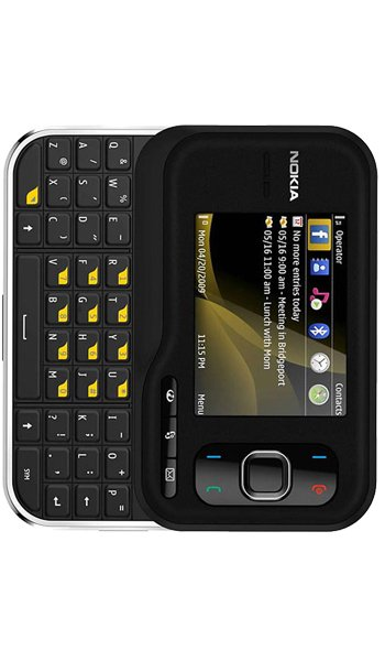 Nokia 6760 slide Specs, review, opinions, comparisons