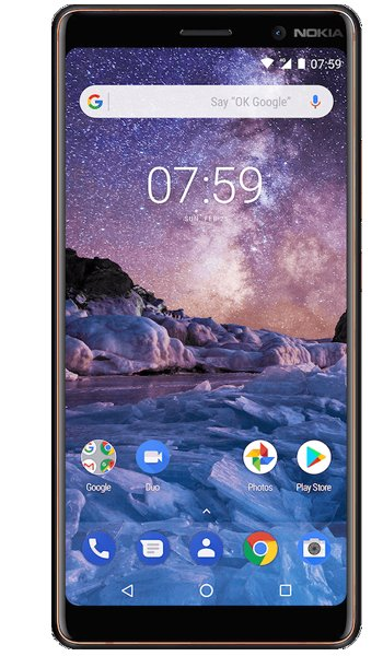 Nokia 7 plus Specs, review, opinions, comparisons