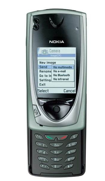 Nokia 7650 Specs, review, opinions, comparisons