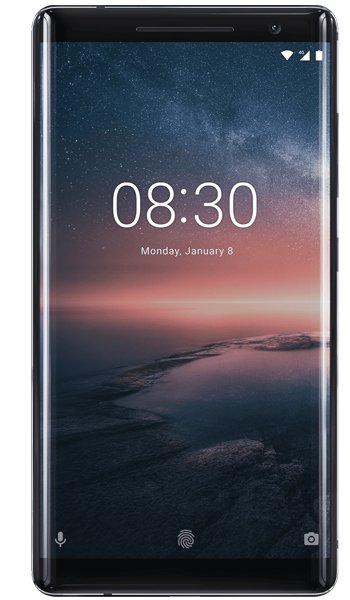 Nokia 8 Sirocco Specs, review, opinions, comparisons