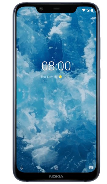 Nokia 8.1 Specs, review, opinions, comparisons