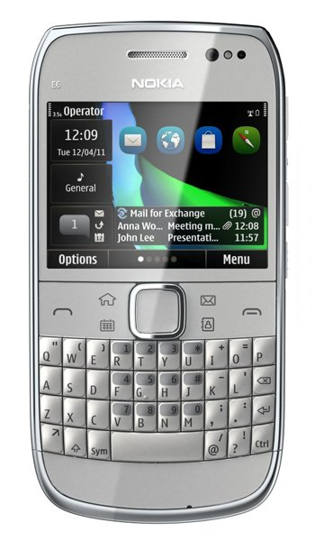 Nokia E6 Specs, review, opinions, comparisons