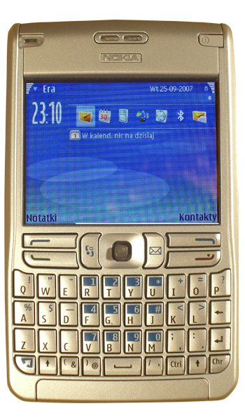 Nokia E61 Specs, review, opinions, comparisons