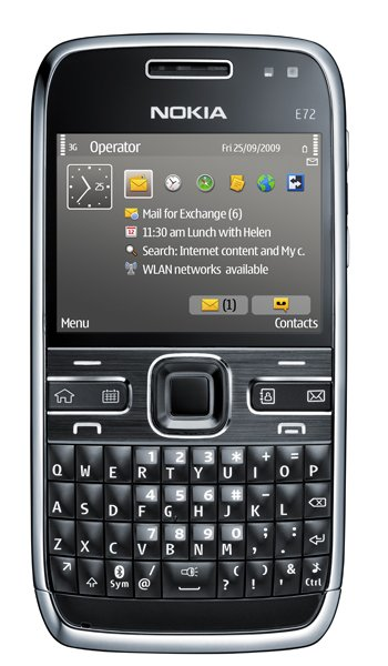 Nokia E72 Specs, review, opinions, comparisons