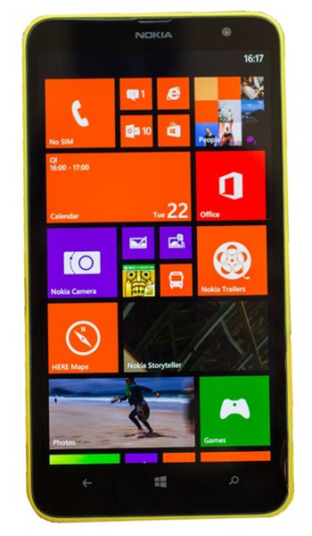 Nokia Lumia 1320 Specs, review, opinions, comparisons