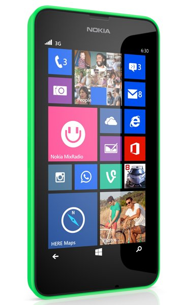 Nokia Lumia 635 Specs, review, opinions, comparisons
