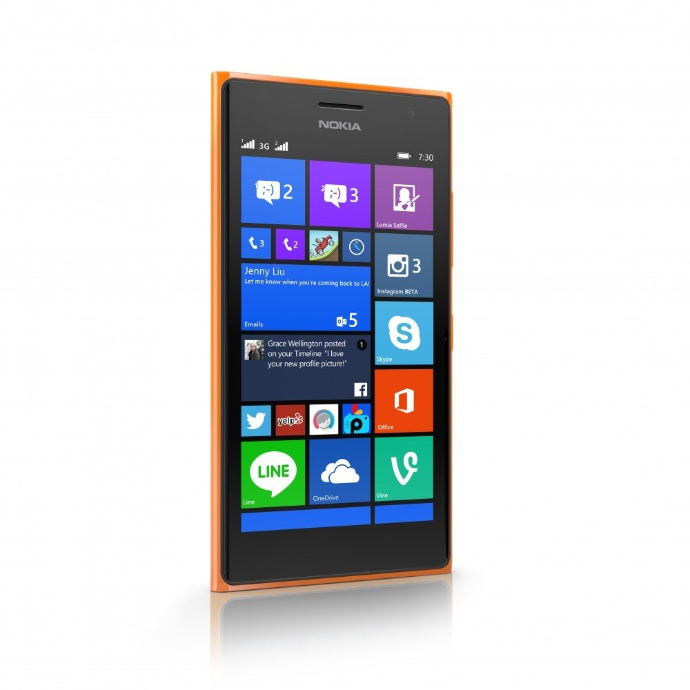 Smartphone Nokia Lumia 730 Dual SIM: an overview b specifications 19