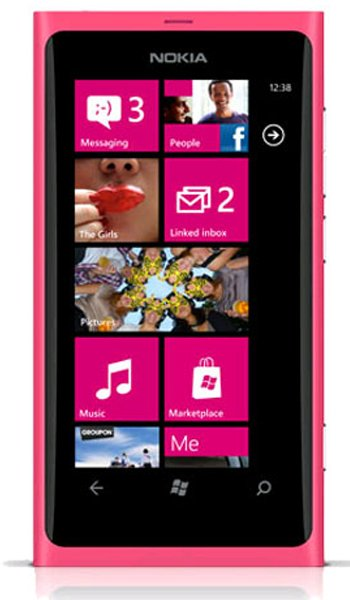 Nokia Lumia 800 Specs, review, opinions, comparisons
