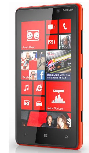 d45f6f0a3cb Nokia Lumia 820 specs, review, release date - PhonesData