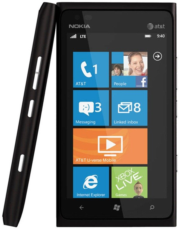 nokia lumia 900 at t specs review release date phonesdata. Black Bedroom Furniture Sets. Home Design Ideas