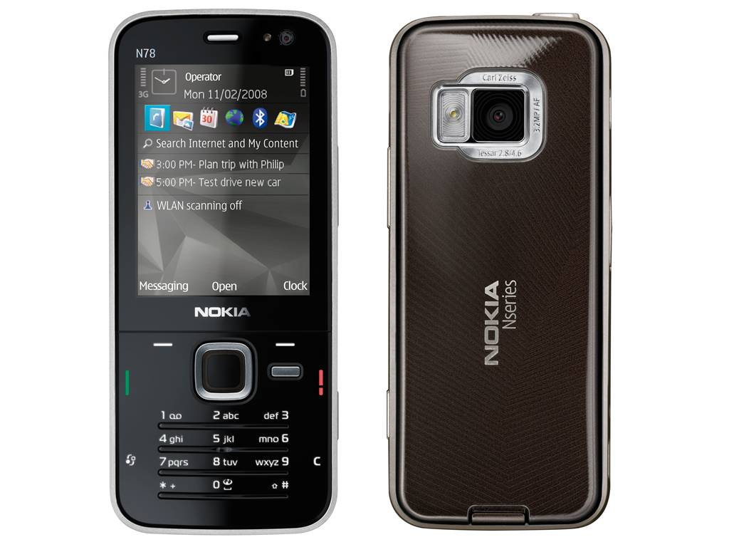 Nokia N78 specs, review, release date