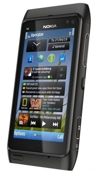 Nokia N8 Specs, review, opinions, comparisons