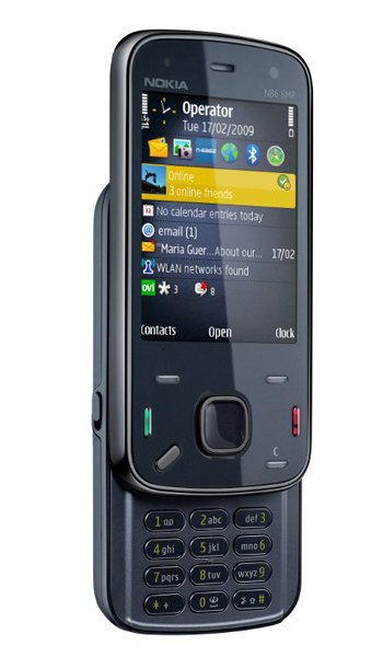 Nokia N86 8MP Specs, review, opinions, comparisons