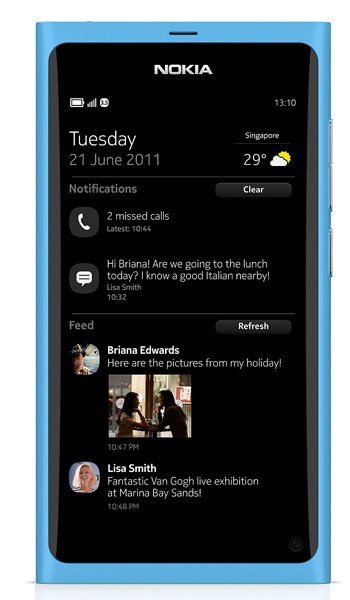 Nokia N9 Specs, review, opinions, comparisons