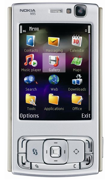 Nokia N95 Specs, review, opinions, comparisons