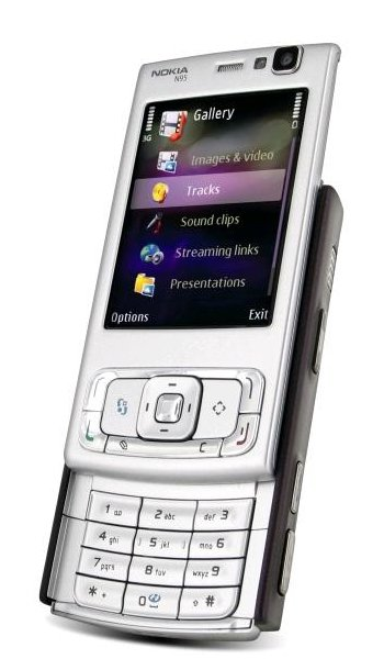 Nokia N95 8GB Specs, review, opinions, comparisons