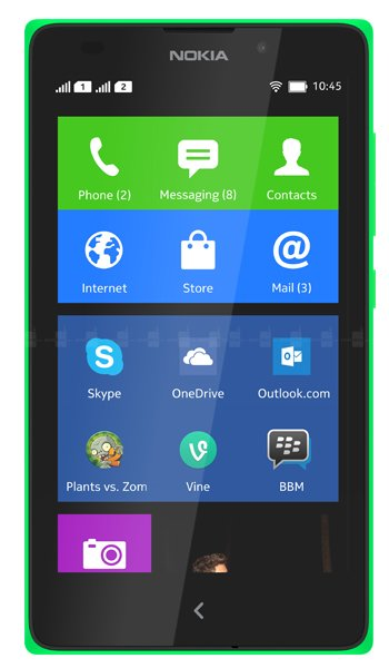 Nokia XL Specs, review, opinions, comparisons