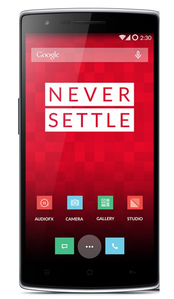 OnePlus One  Specs, review, opinions, comparisons