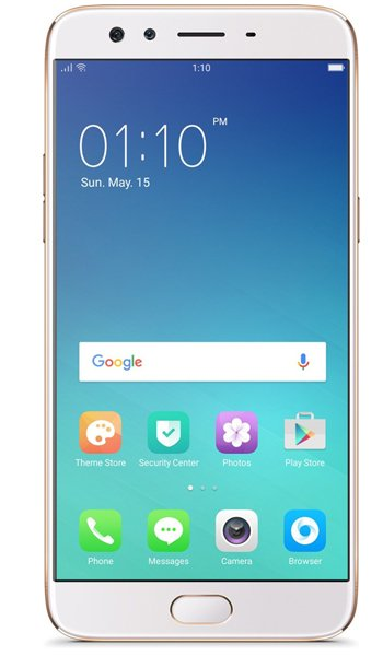 Oppo F3 Plus - Characteristics, specifications and features