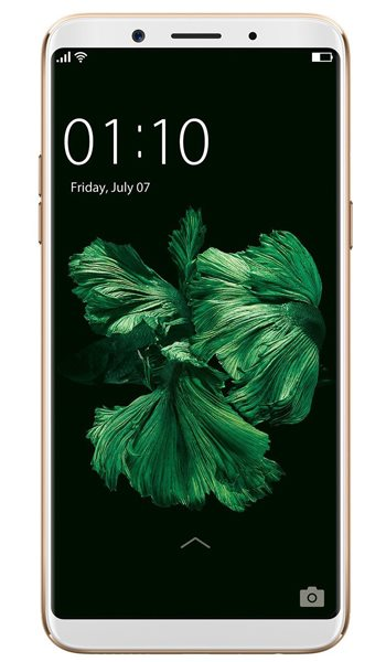 Oppo F5 - Characteristics, specifications and features