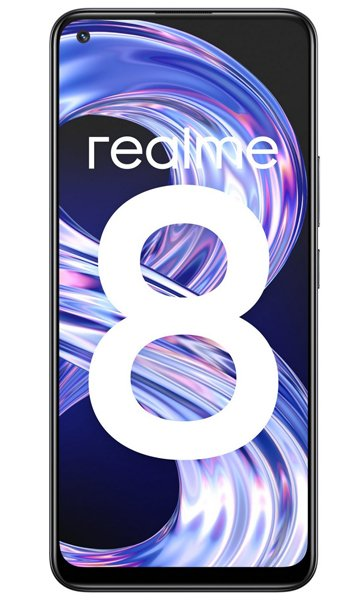 Oppo Realme 8 Specs, review, opinions, comparisons