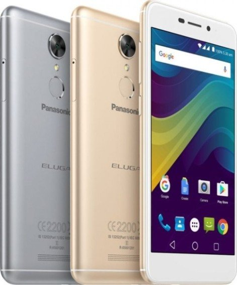 Panasonic Eluga Pulse - images