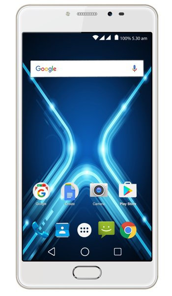 Panasonic Eluga Ray X - Characteristics, specifications and features