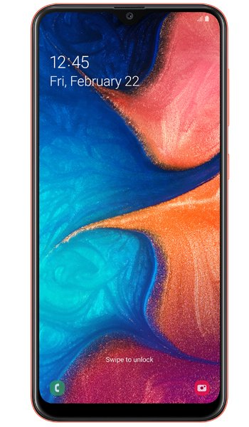 Samsung  Galaxy A20 Specs, review, opinions, comparisons
