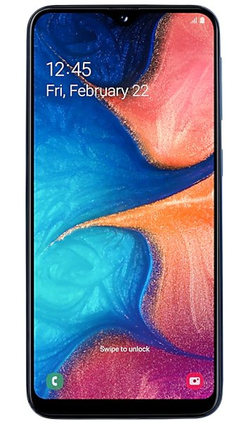 Samsung Galaxy A20e Specs, review, opinions, comparisons