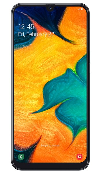 Samsung Galaxy A30 Specs, review, opinions, comparisons