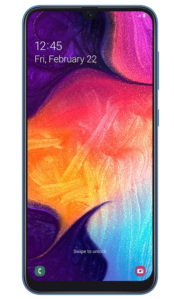 Samsung  Galaxy A50 technische daten, test, review