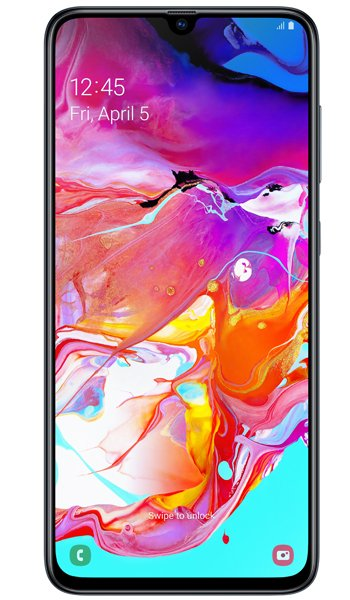 Samsung Galaxy A70 Specs, review, opinions, comparisons