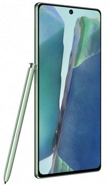 Samsung Galaxy Note 20 5G -  características y especificaciones, opiniones, analisis