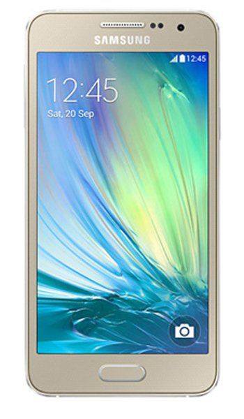 Samsung Galaxy A3 Duos Specs, review, opinions, comparisons