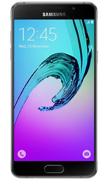 Samsung Galaxy A5 (2016) - Characteristics, specifications and features
