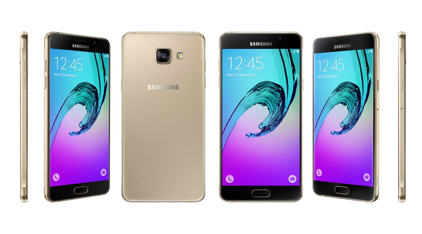 samsung galaxy a5 2016 technische daten test review