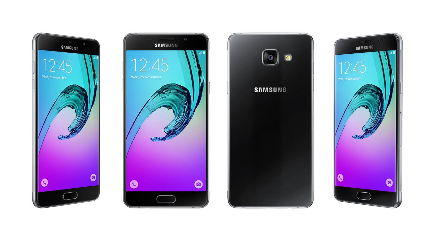 Samsung Galaxy A5 (2016) - images