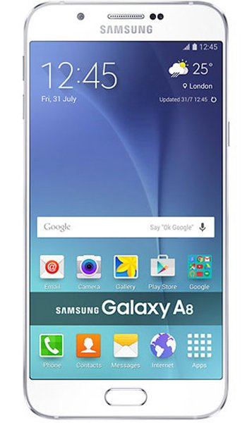 Samsung Galaxy A8 Specs, review, opinions, comparisons