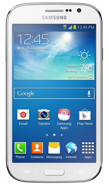 Samsung Galaxy Grand Neo Specs, review, opinions, comparisons
