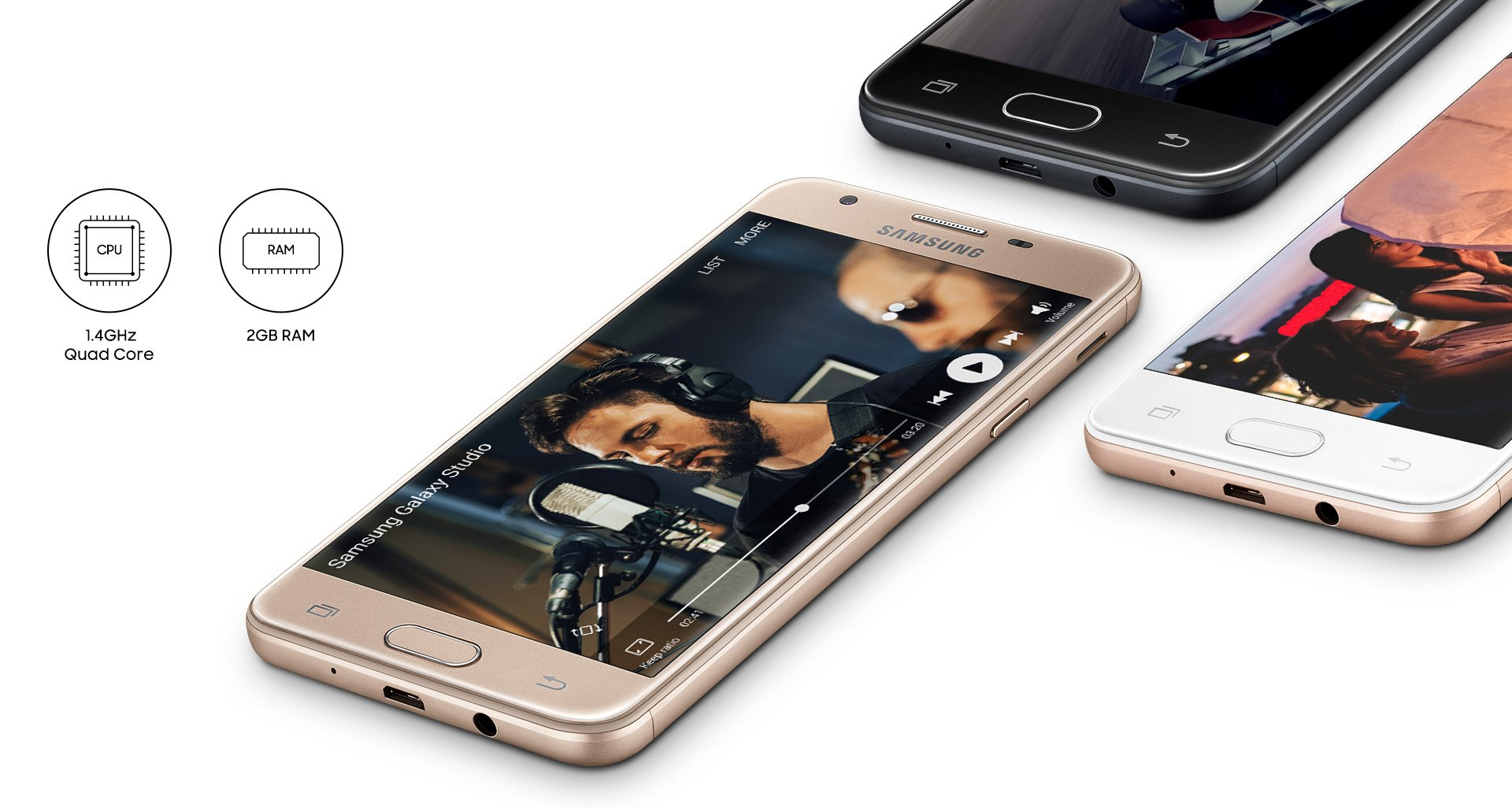 Samsung Galaxy J5 Prime specs, review, release date - PhonesData