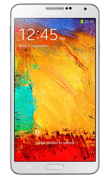 Samsung Galaxy Note 3 Specs, review, opinions, comparisons